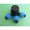 16x16x16 mm 3 lü Su Dağıtıcısı