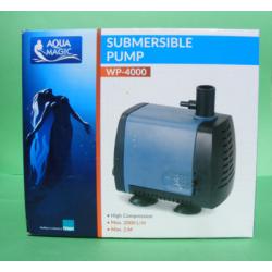 Orjinal Aquamagic Dalgıç Pompa Motoru 4000 WP