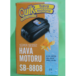 Quick 8808 Hava Motoru