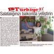 BALKONDA TARIM SETİ - Evsera 3 FULL ile