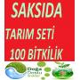 SAKSIDA DOGAL TARIM SETİ